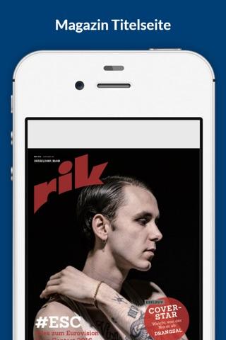 blu, hinnerk, gab, rik, Leo – die Magazine der blu Mediengruppe screenshot 3