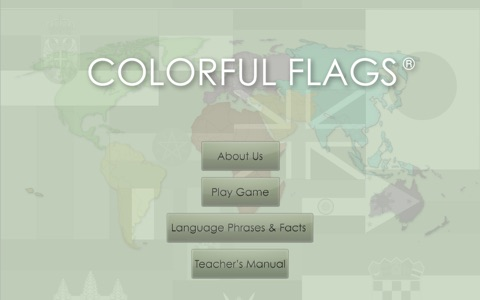 Colorful Flags screenshot 2