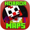 Horror MAPS for MINECRAFT PE ( Pocket Edition ) - Download The Scariest Maps Now ( Free )