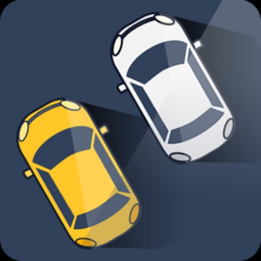Tiny Racing Boost - Parallel Cars Driving Game With Turbo Nitro Boosters iOS App