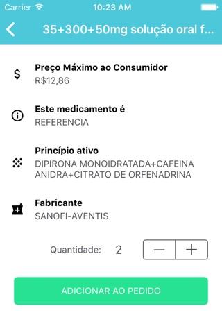 HelpRemédios - Usuários screenshot 3