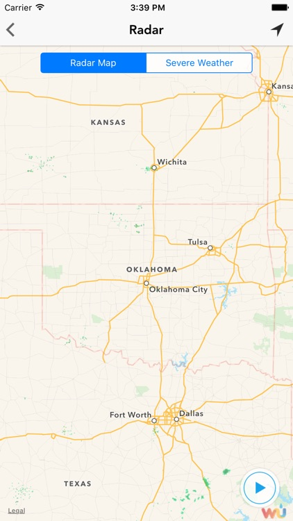 OKCwx Oklahoma City Weather Forecast Traffic Radar by Mediasota, LLC