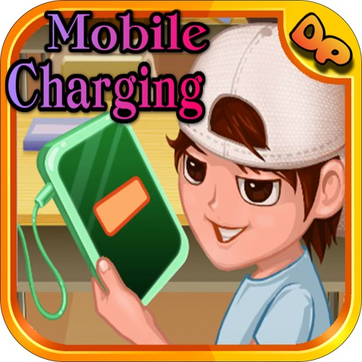 Boy Secretly Charging Mobile - Ultimate Cheating Fun iOS App