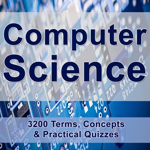 Computer Science: Computer Science Exam Review-3200 Flashcards, Quizzes
