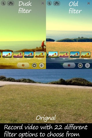 Azul - Video Player for iPhone screenshot 3