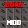 GUNS MOD FOR MINECRAFT PC EDITION - POCKET GUIDE