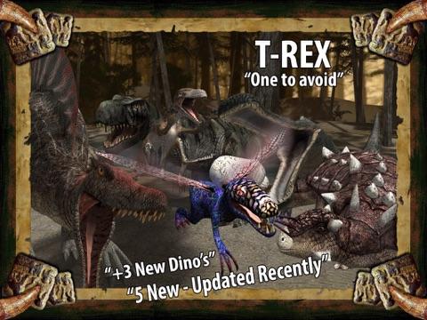 Dinosaur Safari Pro for iPad screenshot 1