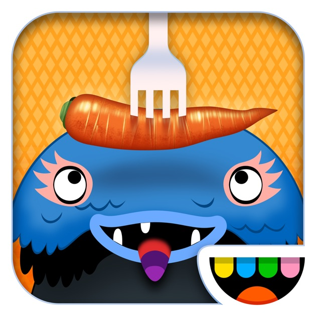 toca kitchen monsters on the app store
