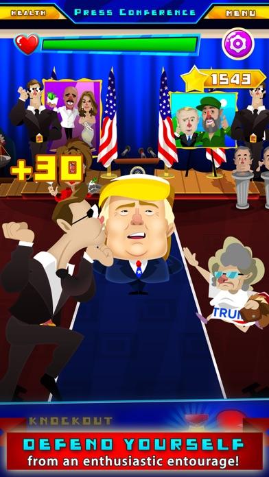 Thump Trump Screenshot