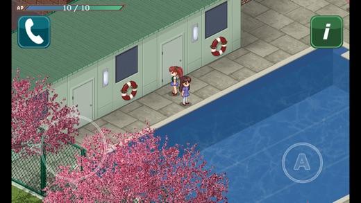 Shoujo City - anime game Screenshot