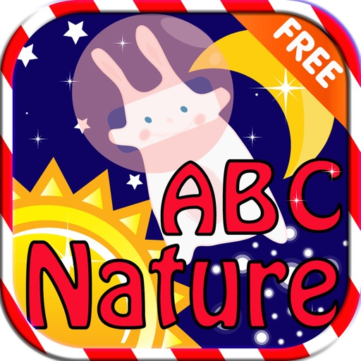 ABC Alphabet Nature Flashcard Write iOS App