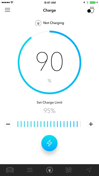 Energi - Simple Remote for Tesla Screenshot