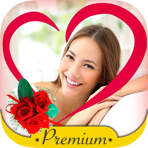 Love Photo Editor Photo frames - Premium iOS App