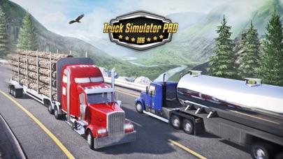 Truck Simulator PRO 2016 Screenshot