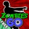 App Icon for Zombies GO! Fight The Dead Walking Everywhere with Augmented Reality (FREE Edition) App in Colombia IOS App Store
