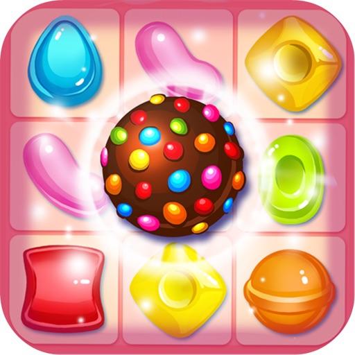 Sweet Happy Candy Land iOS App