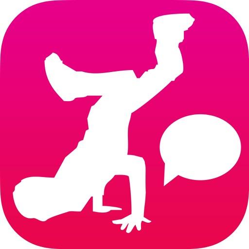 Dance Messenger iOS App