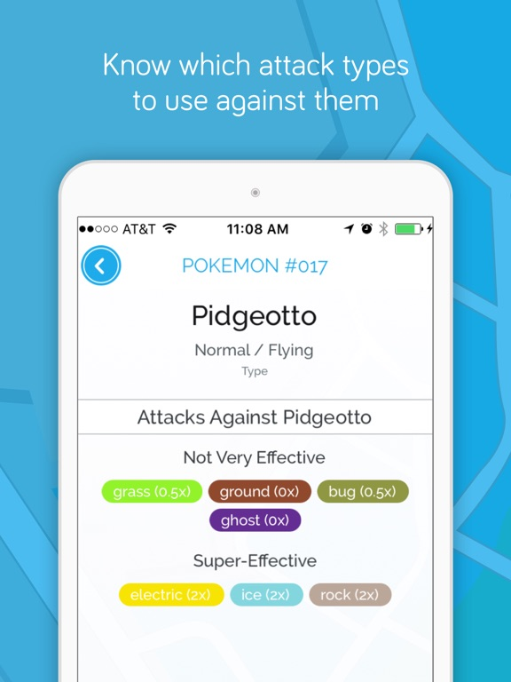 Poke Locator for Pokemon GO Screenshot