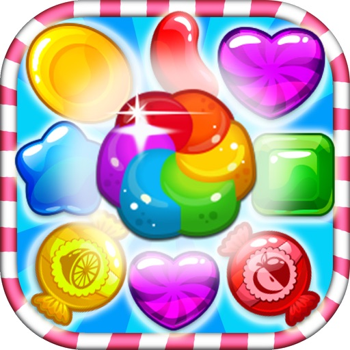 Jelly 3 Match iOS App