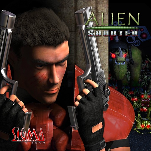 孤胆枪手:Alien Shooter – The Beginning