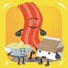 Breakfast Run - Jumping cooking fever