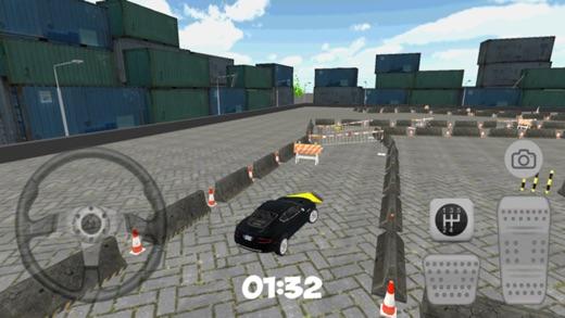 3d araba park etme oyunları - Ücretsiz araba park etme oyunu app
