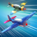 复古 飞机 . 战争 飞行 模拟器 游戏 同 樂高 & 我的世界 设计 (Retro Planes)