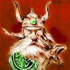 Mario Guenther-Bruns - Myths of the Norsemen - Viking Mythology, Sagas & The Edda  artwork