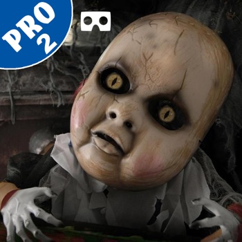VR Horror Haunted Dungeon House 3D Simulator 2 Pro for iPhone