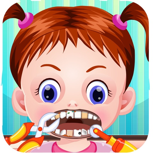 Baby Little Tooth Doctor Dentist - Crazy Free Kids iOS App