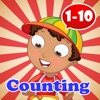 Pre K Math Counting Up to 10 Worksheets