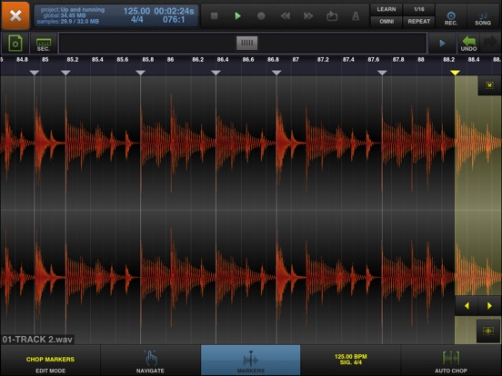 BeatMaker 2 Screenshots