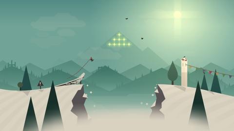 Screenshot #11 for Alto's Adventure