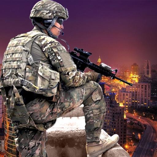 Modern Combat Killer : 3D Sniper Fury Game-s iOS App