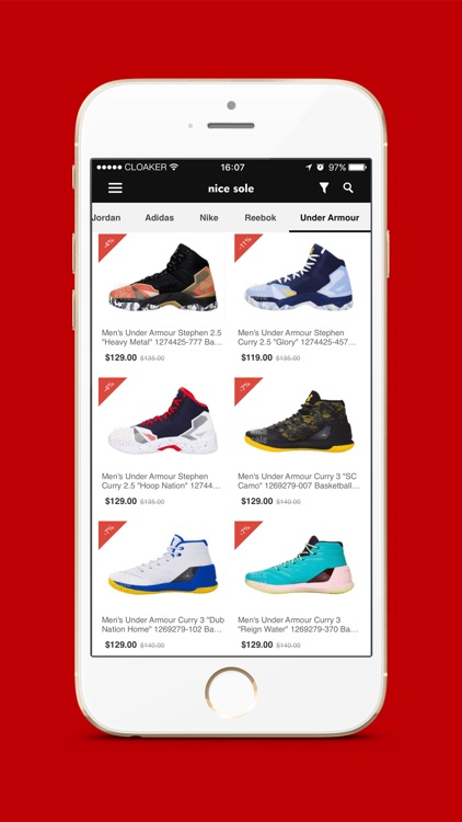 Nice Sole:The official snkrs app of Nicesole com by Luxury
