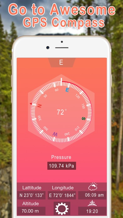 download Heading GPS Compass | Compass Altimeter apps 0