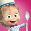Masha Cozinhar jogos de restaurante meninas gratis
