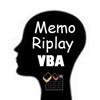 MemoRiplay VBA