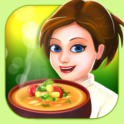 Star Chef: Cooking Game - Burst App Icon