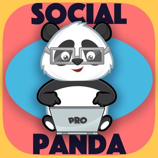 Социальная Панда PRO - Просмотр гостей из соцсетей