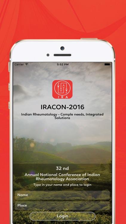 IRACON App 2016 by Zacharias Babu