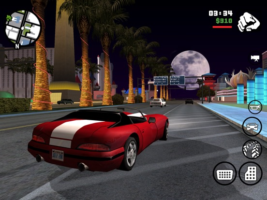 Grand Theft Auto: San Andreas iPad
