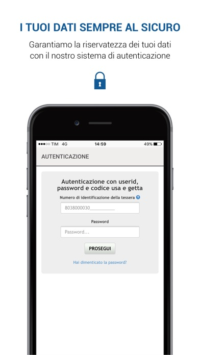 SALUTILE Referti Screenshot