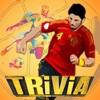 Football Super Stars Trivia Quiz 2 - Guess The Name Of Soccer Players