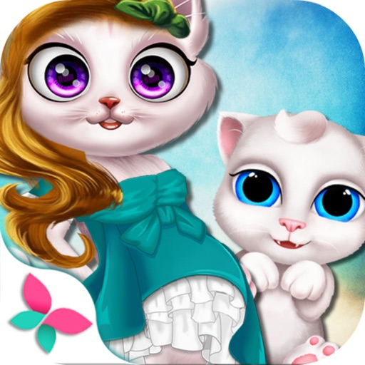 Kitty Beauty's Newborn Baby iOS App