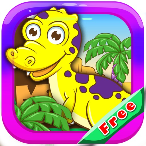 Coloring Pages & Fun Educational Learning Games iOS App