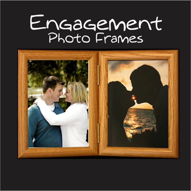 engagement photo frames new 3d ring love wishes hd on the app store