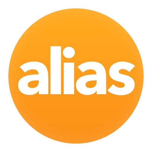 Alias - exciting game for a cheerful company iOS App