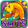 Lucky River Slots: Roll the blow fish dices