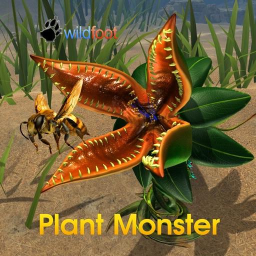 Plant Monster Simulator iOS App